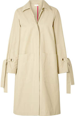 Alex Mill Cotton-blend Twill Trench Coat