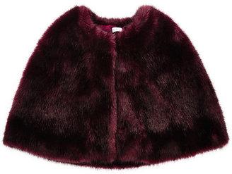 Cortland Faux-Fur Stole $265 thestylecure.com
