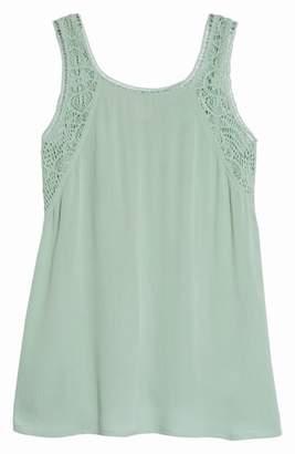 O'Neill Addilyn Crochet Cover-Up Dress
