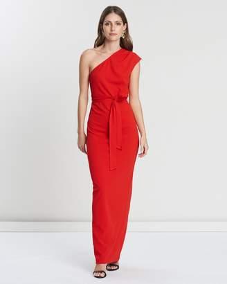 Scarlett One Shoulder Maxi Dress