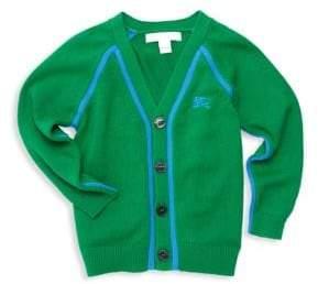 Burberry Baby Boy's& Little Boy's Mini Sedrick Cardigan
