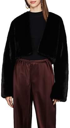 The Row Women's Dan Mink Fur Jacket - Black