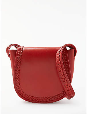 Isabella Collection AND/OR Whipstitch Saddle Bag