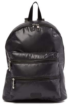 Madden-Girl Double Zip Backpack