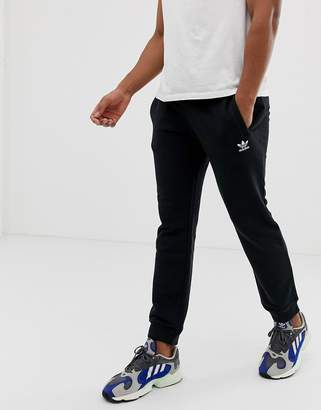 adidas joggers Slim Fit with Logo Embroidery Black