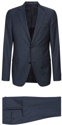 Ermenegildo Zegna Wool-Mohair Two-Piece Suit