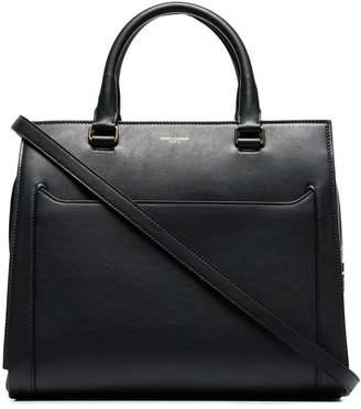Saint Laurent algae green Eastside leather tote bag