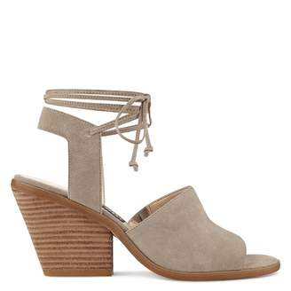 Yanka Ankle Tie Sandals