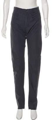 Damir Doma High-Rise Straight-Leg Pants