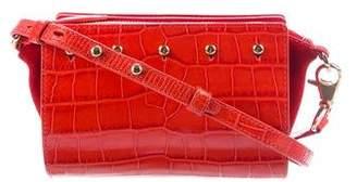 Alexander Wang Embossed Leather Crossbody Bag