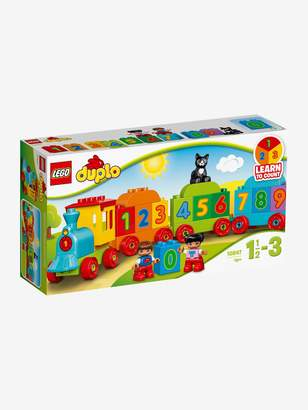 Vertbaudet 10847 The Number Train, by LEGO Duplo