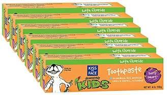 Kiss My Face Kids Fluoride Toothpaste