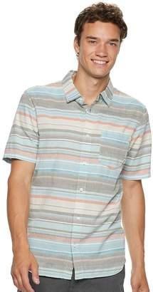 Vans Men's Shortline Button-Down Shirt