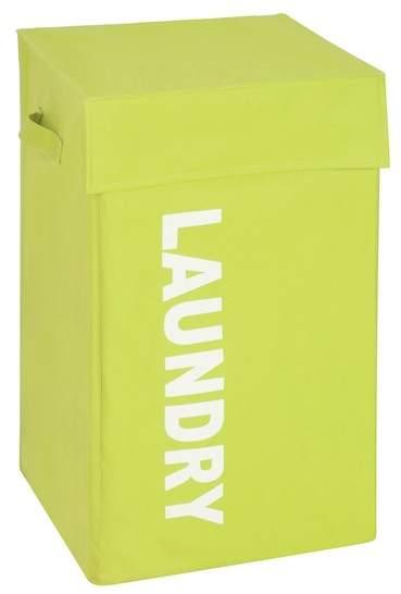 Green Lidded Hamper