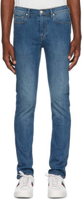 Paul Smith Blue Slim Fit Jeans