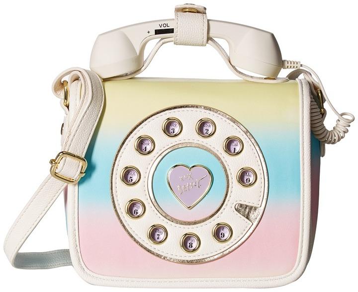 Betsey JohnsonBetsey Johnson Mini Phone Crossbody