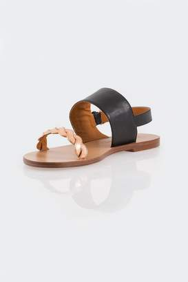 Veronique Branquinho Specchio Sandals