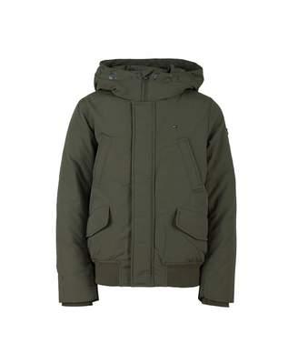 Tommy Hilfiger Arctic Logo Hooded Jacket