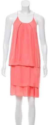 Acne Studios Sleeveless Knee-Length Dress