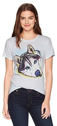 The Mountain Women's Tri-Blend Russo Siber Husky T-Shirt