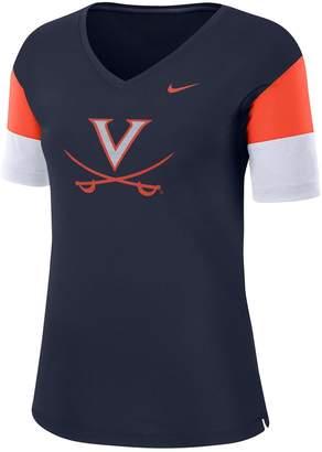 Nike Women's Virginia Cavaliers Breathe Tee