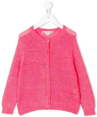 Bonpoint knitted buttoned cardigan