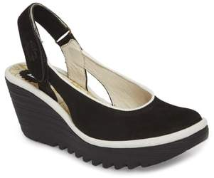 Fly London Yipi Wedge Sandal