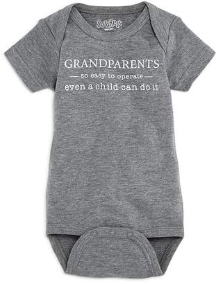 Bloomingdale's Sara Kety Unisex Grandparents Bodysuit, Baby - 100% Exclusive