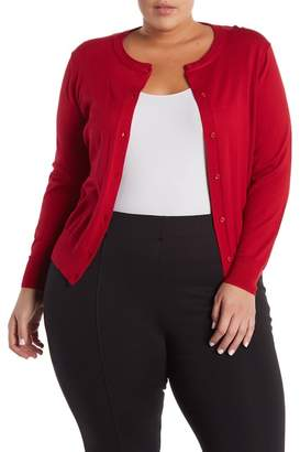 Joe Fresh Core Cardigan (Plus Size)
