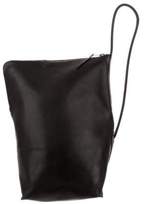 Rick Owens Leather Sling Bag