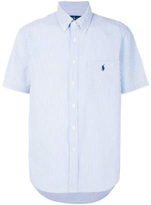 Polo Ralph Lauren striped logo shirt