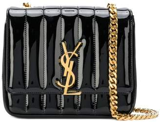 Saint Laurent small Vicky chain bag