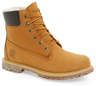Timberland 6 Inch Waterproof Boot (Women) $169.95 thestylecure.com