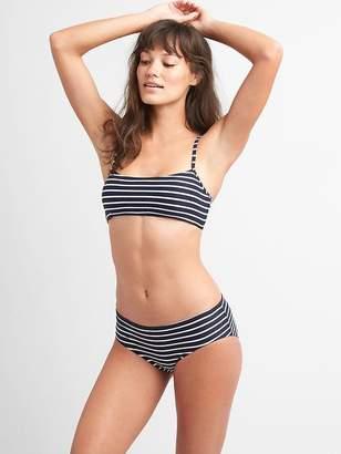 Gap Stripe Bralette Bikini Top