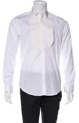 Fendi Woven Tuxedo Shirt