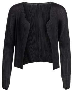 Pleats Please Issey Miyake Basics Jacket