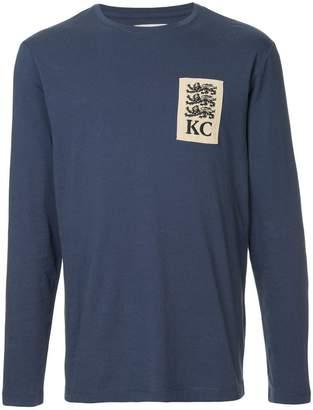 Kent & Curwen Three Lions Rugby sweatshirt