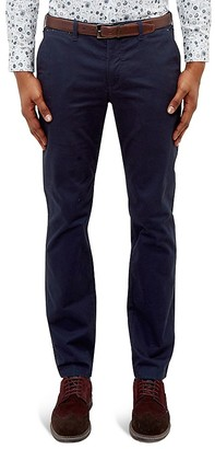 Ted Baker Printed Chino Slim Fit Trousers $185 thestylecure.com