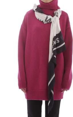 Balenciaga Pullover With Scarf