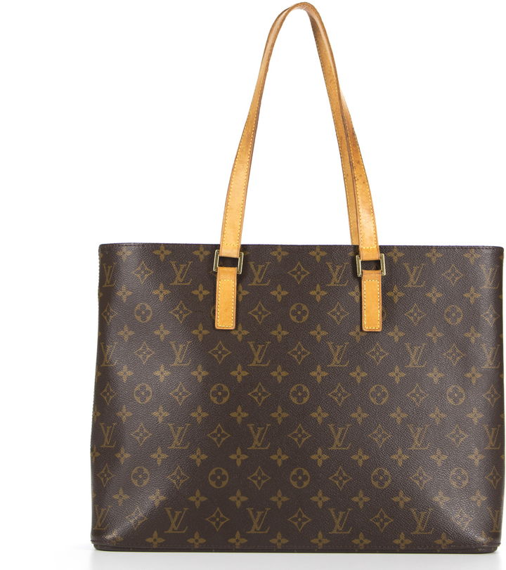 Louis VuittonLouis Vuitton Monogram Canvas Luco Tote Bag