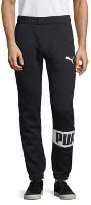 Puma Classic Logo Sweatpants