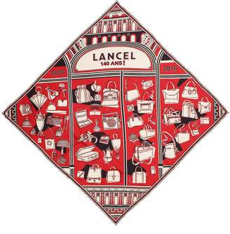 Lancel Square scarves