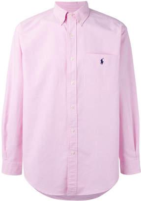Ralph Lauren oversized shirt