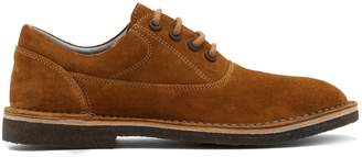 Lanvin Suede Oxford desert boots