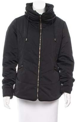 Jocelyn Short Puffer Jacket