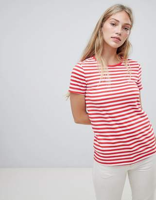 Asos DESIGN Stripe Crew Neck