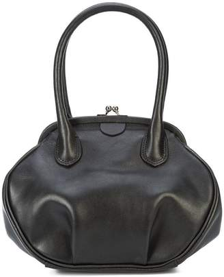 Y's round clasp bag