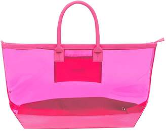 Stephanie Johnson Carry-All Tote Bag - Neon Pink