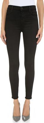 J Brand High Rise Alana Jeans $188 thestylecure.com