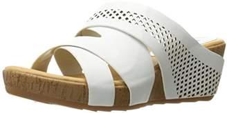 BareTraps Women's Gemyni Wedge Slide Sandal $27.20 thestylecure.com